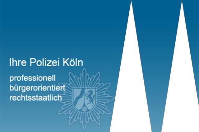 Information der Polizei